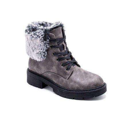 Ženske poluduboke cipele - LH050653