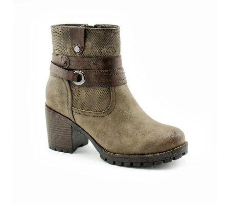 Ženske poluduboke cipele - LH96050
