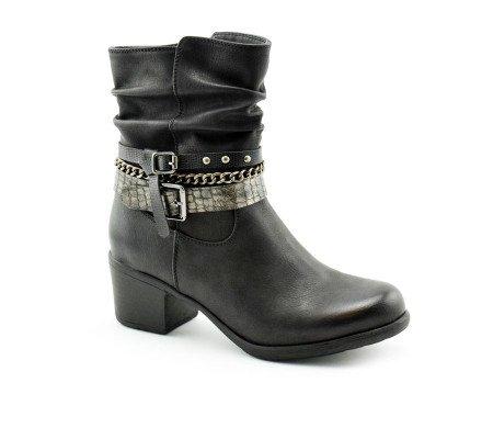 Ženske poluduboke cipele - LH96053