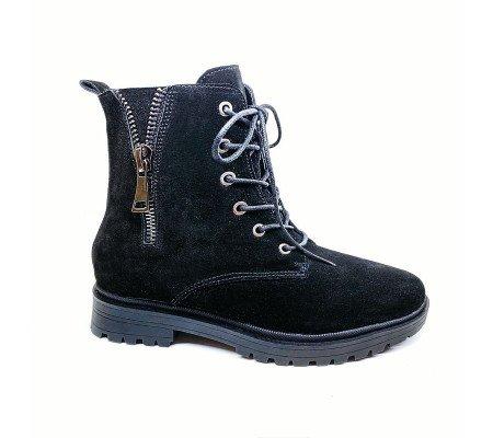 Ženske poluduboke čizme - LH96800