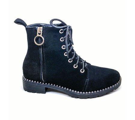 Ženske poluduboke čizme - LH96803