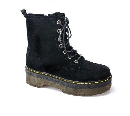 Ženske poluduboke čizme - LH96804