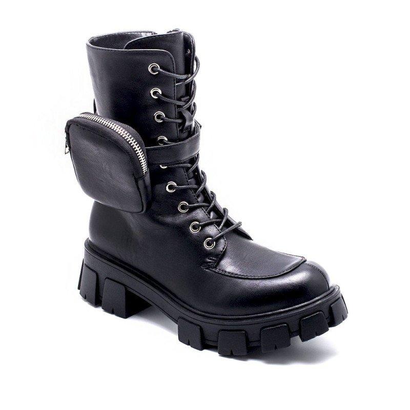 Ženske poluduboke cipele - LH050400