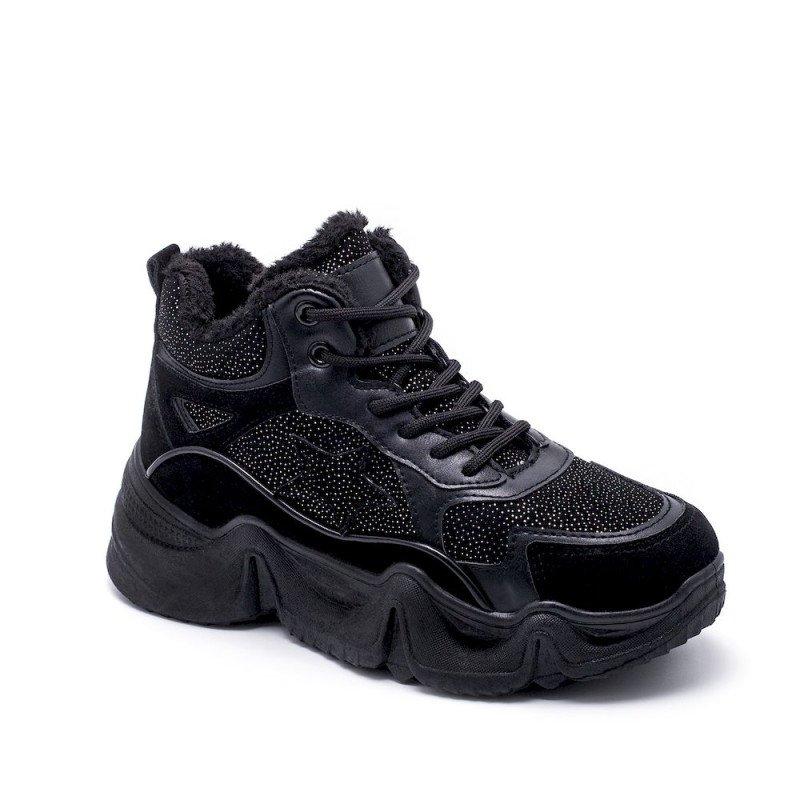 Ženske poluduboke cipele - LH050701
