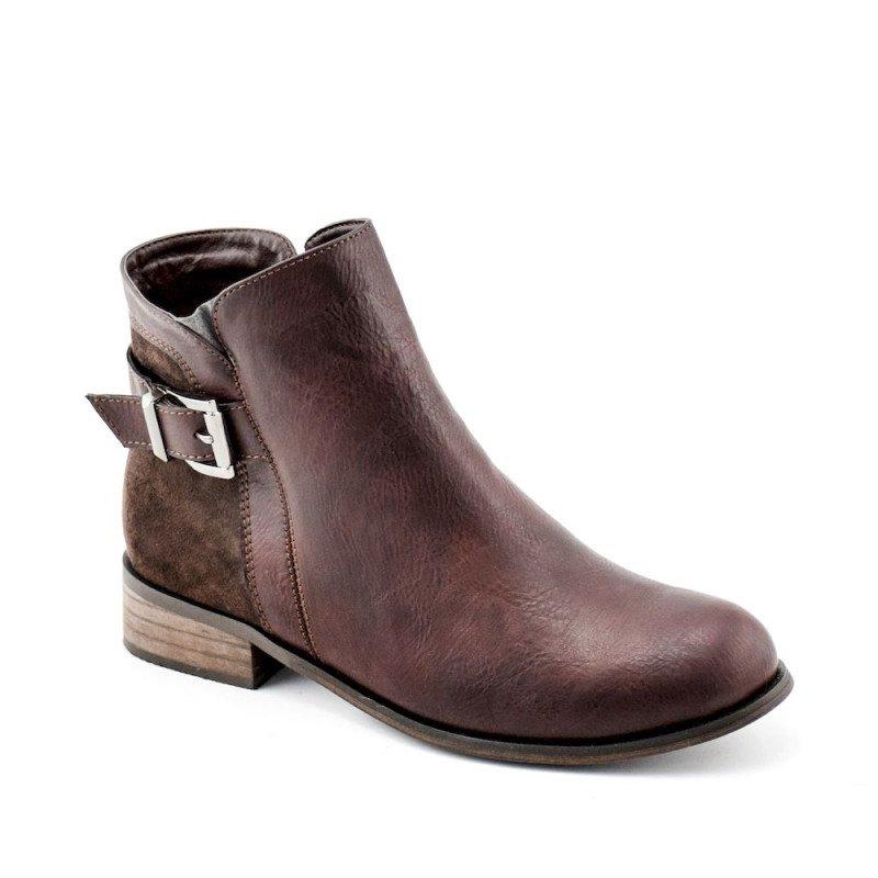 Ženske poluduboke cipele - LH095912