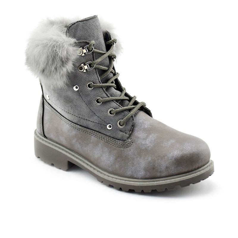 Ženske poluduboke cipele - LH96175