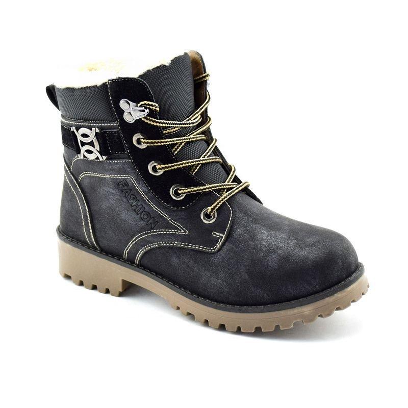 Ženske poluduboke cipele - LH96203
